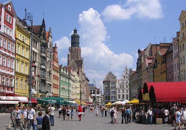 польская улица