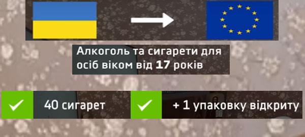 ввіз-сигарет закордон