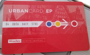 Urbancard-Wroclaw