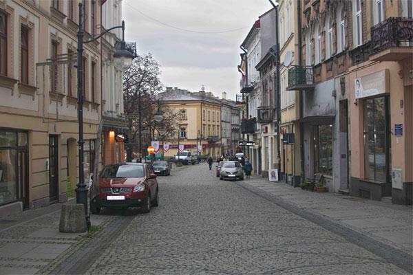 вулиці перемишля